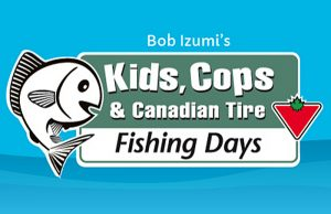 Kids Cops and Fishing logo