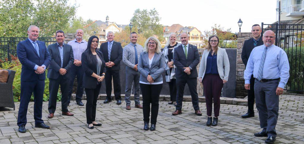 PAO Board and Staff 2020