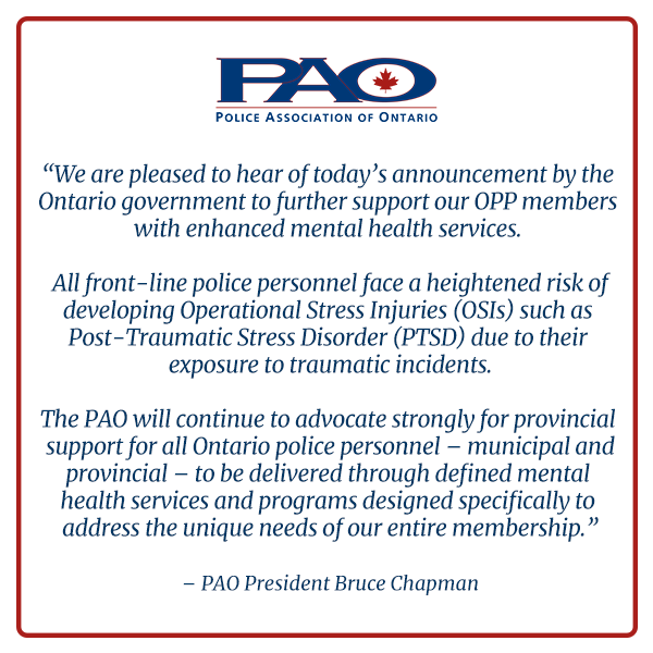 PAO Response to 2021 Ontario Budget
